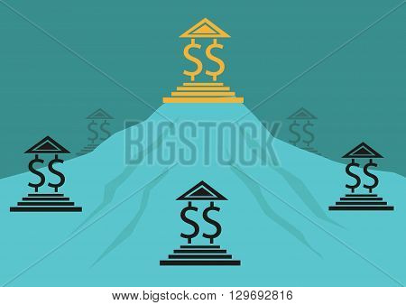 Monopoly, competition, antitrust law, Banking or other related.