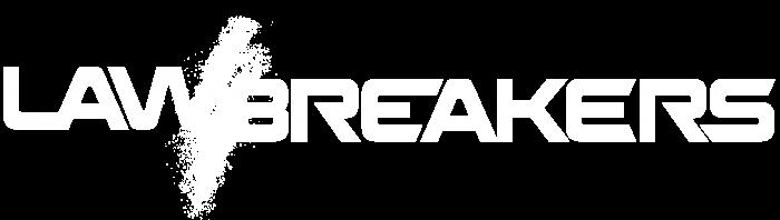LawBreakers logo.