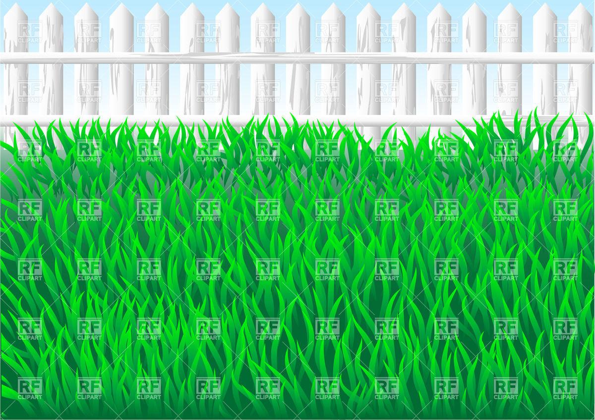 Garden Grass Clipart.