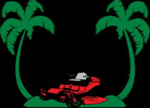 Lawn Mowers Vector graphics Logo Clip art.