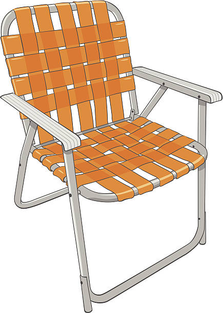 Best Lawn Chair Illustrations, Royalty.