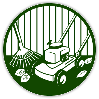 Yard Maintenance Clipart.