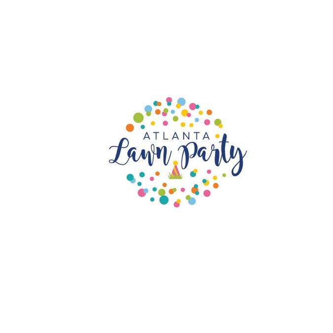 Design a fun logo for Atlanta Lawn Party.