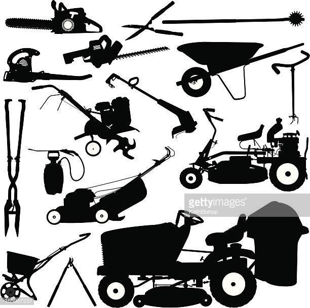 60 Top Lawn Mower Stock Illustrations, Clip art, Cartoons.