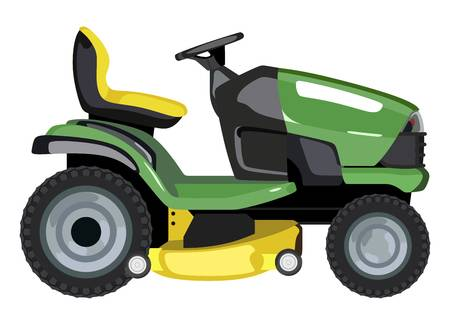 3,248 Lawn Mower Cliparts, Stock Vector And Royalty Free.
