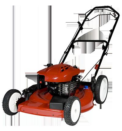 Lawnmower PNG.