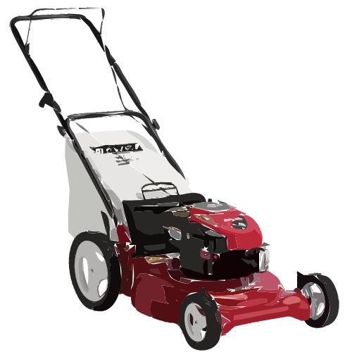 Download Free png lawnmower.