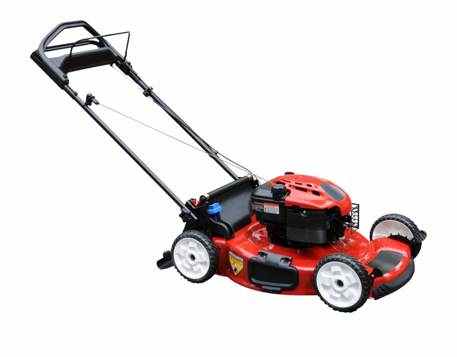 Lawnmower Png Transparent Background.