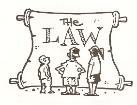 Law Clipart.