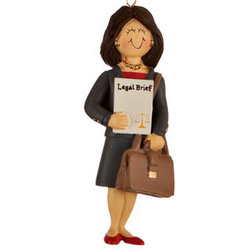 Female lawyer clip art.