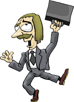 Lawyer Clip Art.