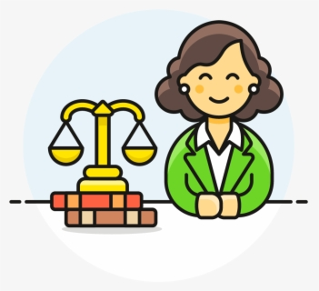 Free Female Lawyer Clip Art with No Background , Page 2.
