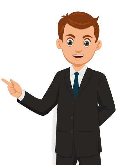 Lawyer PNG Cartoon Vector, Clipart, PSD.