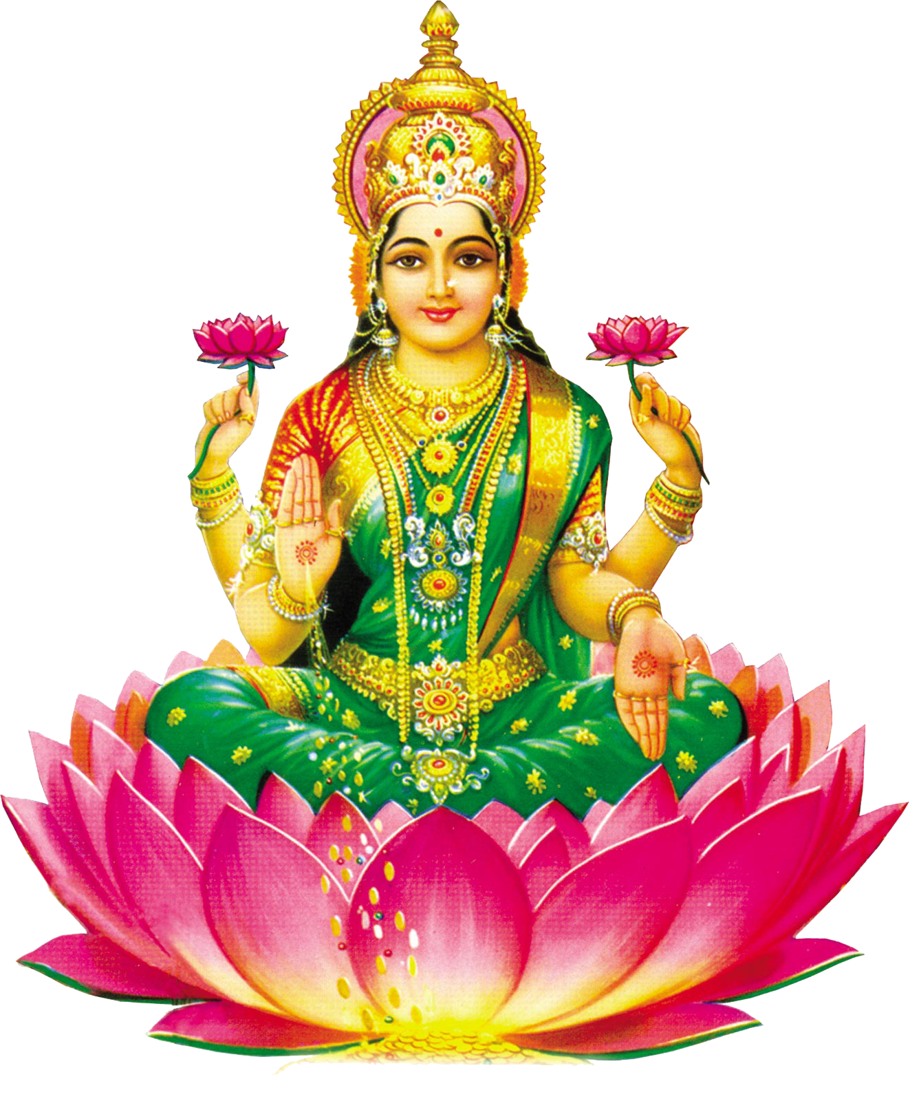 Laxmi PNG HD Transparent Laxmi HD.PNG Images..