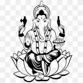 Free Laxmi Ganesh Png Transparent Images.