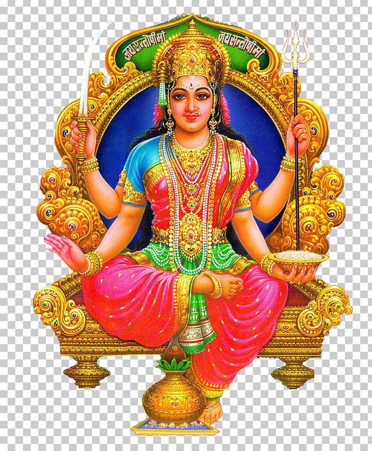 Jai Santoshi Maa Lakshmi Santoshi Mata Aarti Goddess PNG.
