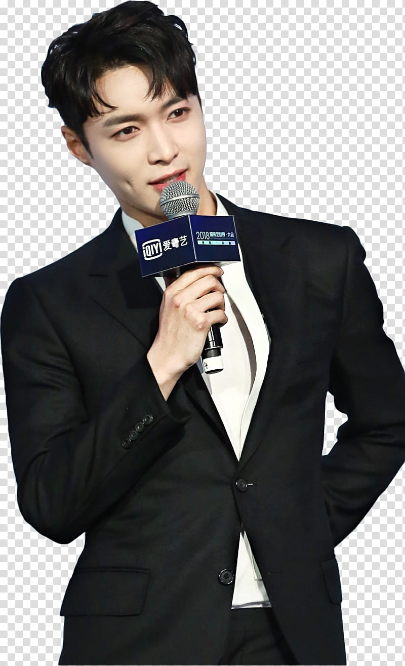 Lay EXO transparent background PNG clipart.