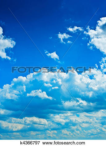 Picture of Layer of clouds k4366797.