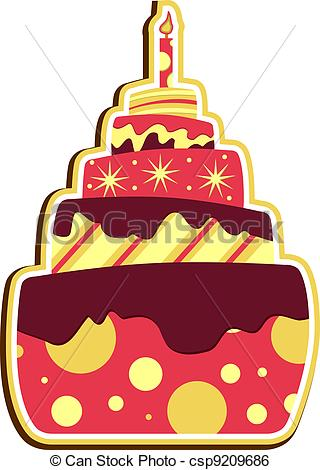 Layered cake Clip Art Vector and Illustration. 367 Layered cake.
