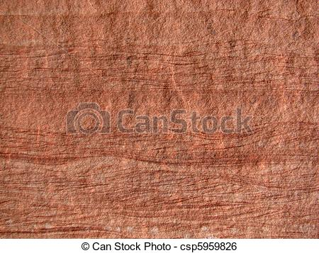 Stock Image of fine sandstone layers.