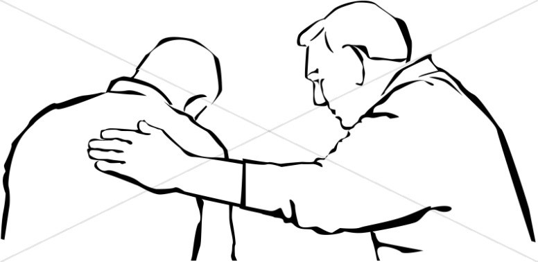 Laying on of hands clipart 4 » Clipart Portal.