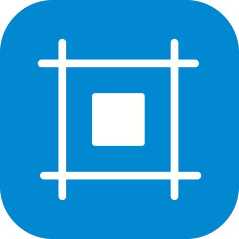 Layout Vector Icon.