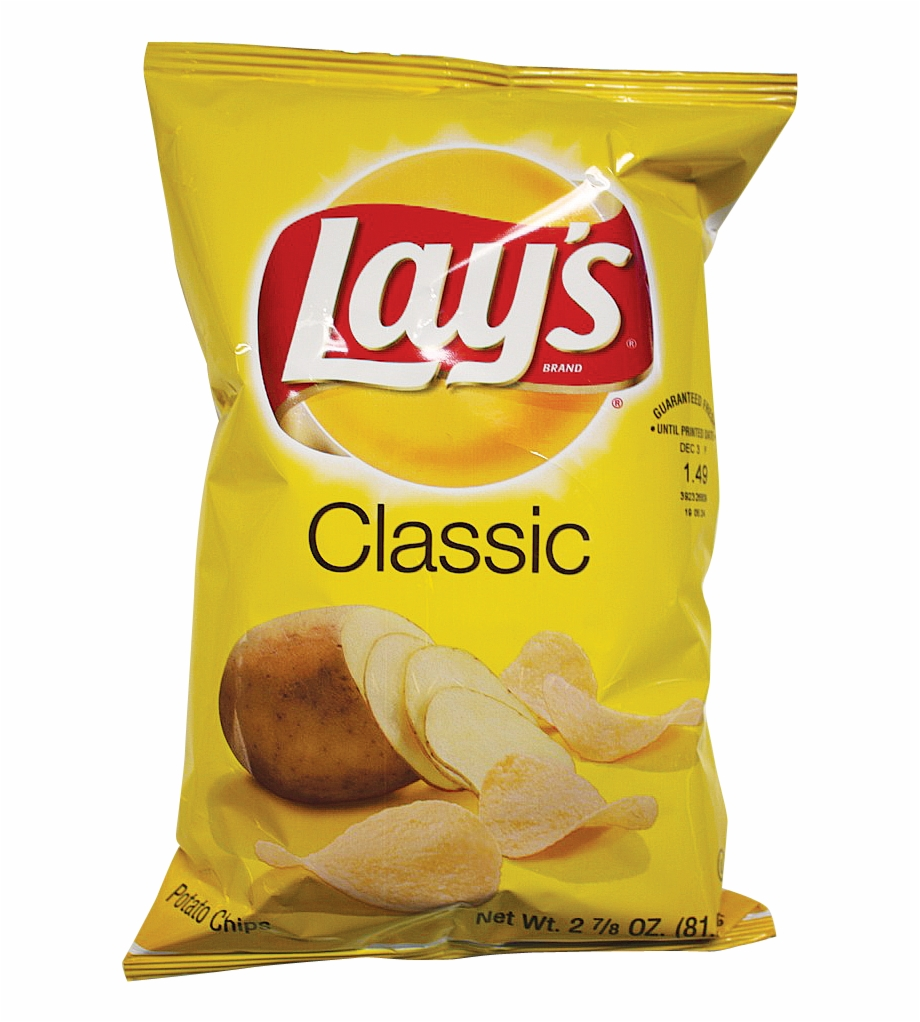Lay's Potato Chips.