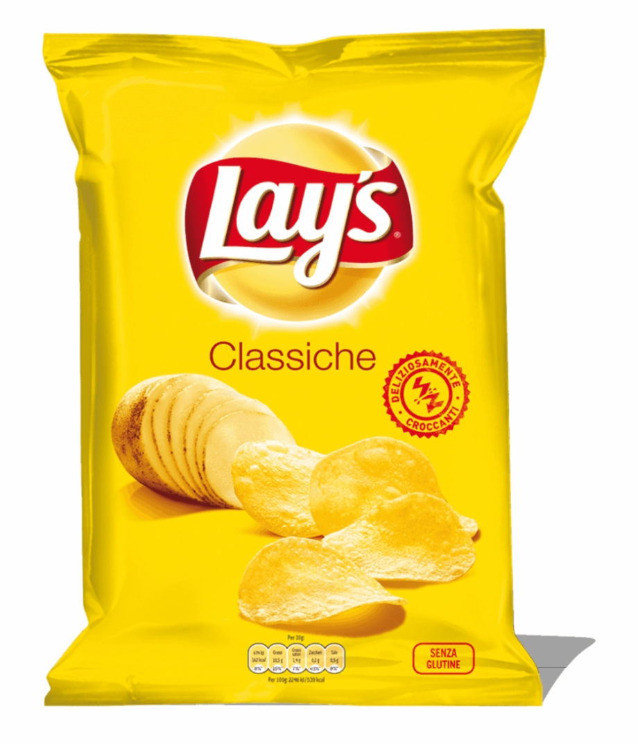 Lay's Classic Potato Chips.