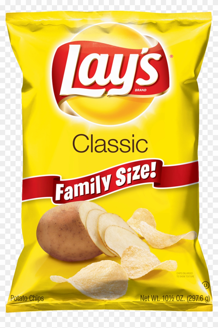 Lays Potato Chips Png Transparent Image.