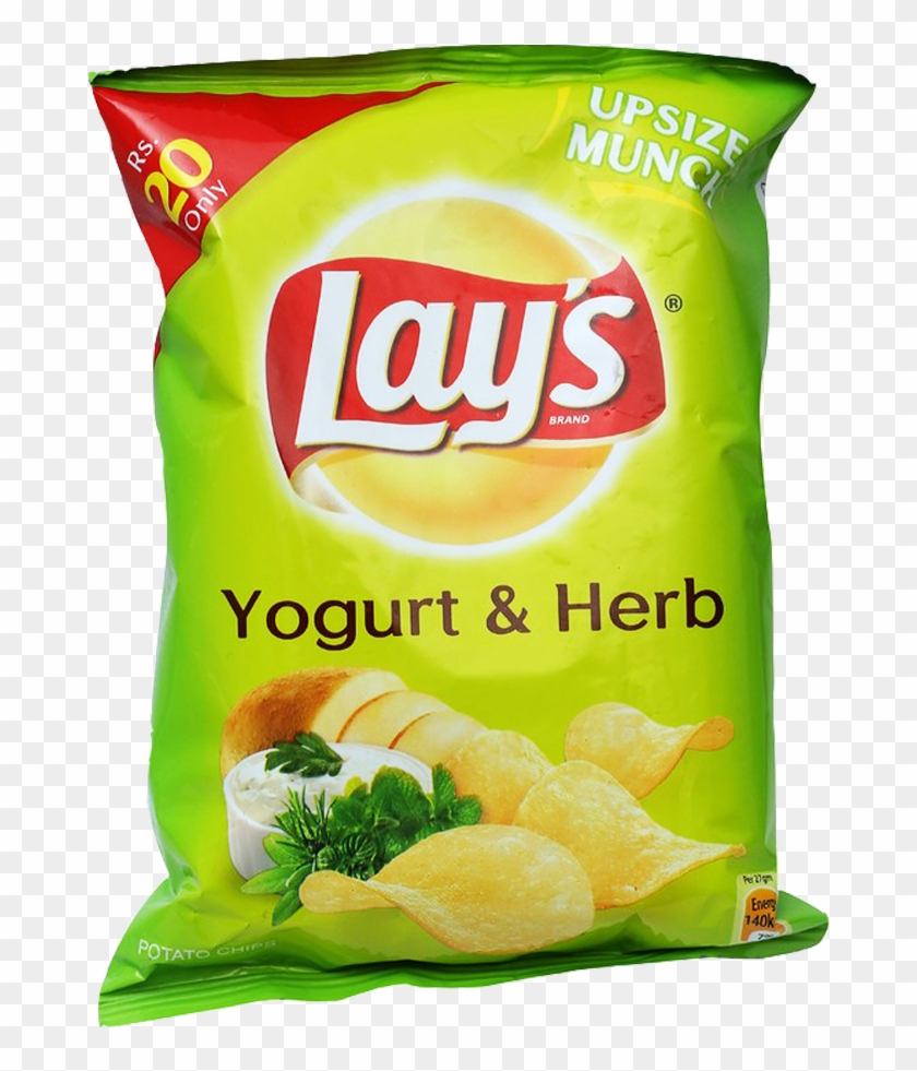 Lays Chips Yogurt & Herb 27 Gm.