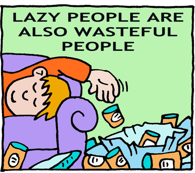 Image download: Lazy Waste.