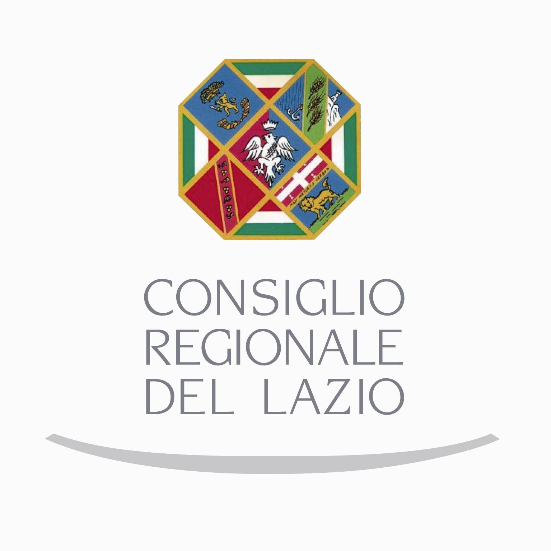 Logo Consiglio Regionale Del Lazio.