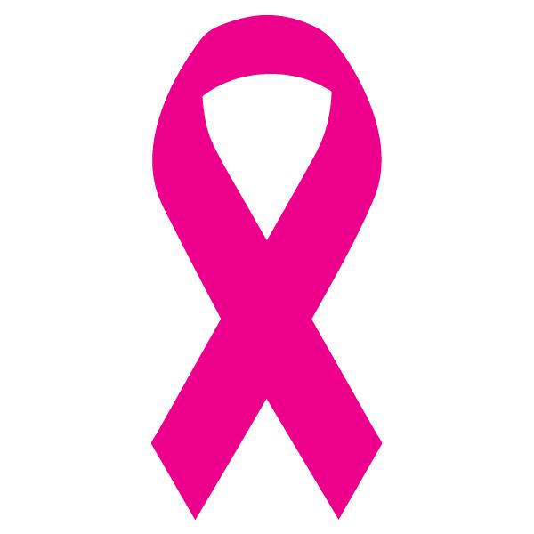 Lazo Rosa Contra El Cancer Png Vector, Clipart, PSD.