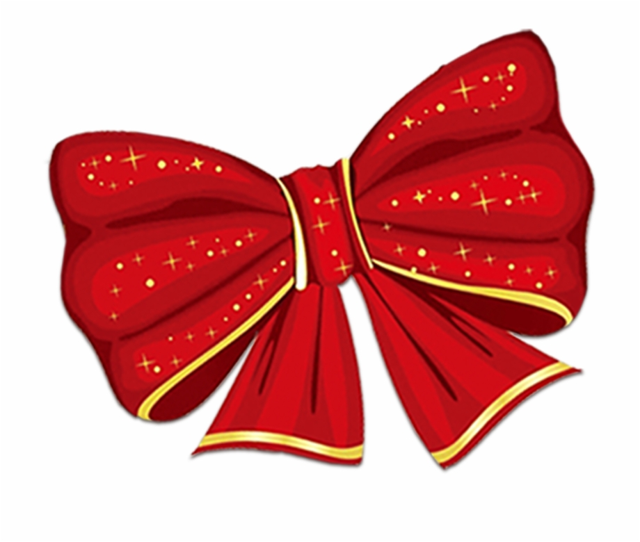 Bow Vector Butterfly.