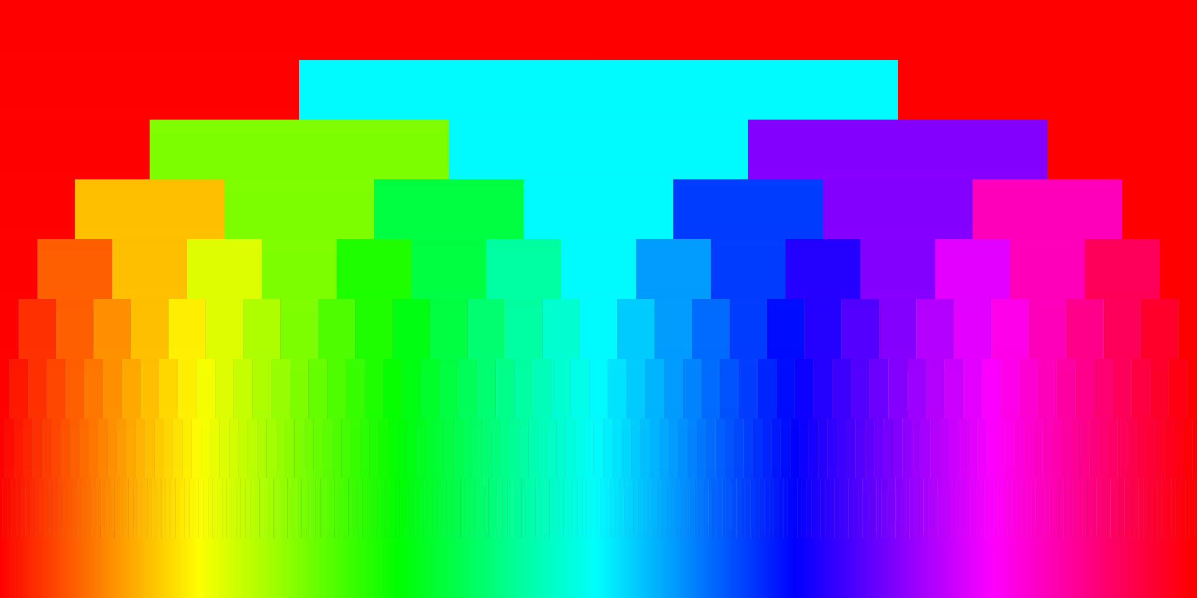 Logarithmic Spectrum Steps 5 By Lazur Urh.