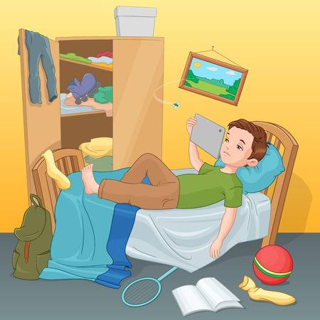 Lazy Person Clipart (88+ images in Collection) Page 1.