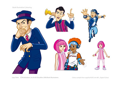 Lazy town clipart clipart images gallery for free download.