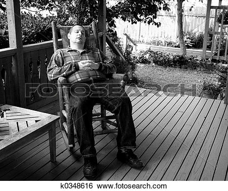 Stock Images of Lazy afternoon k0348616.