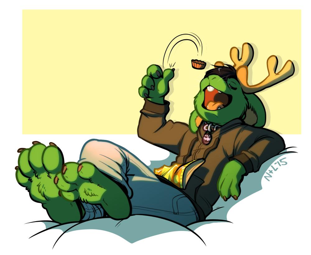 One lazy afternoon ~ — Weasyl.