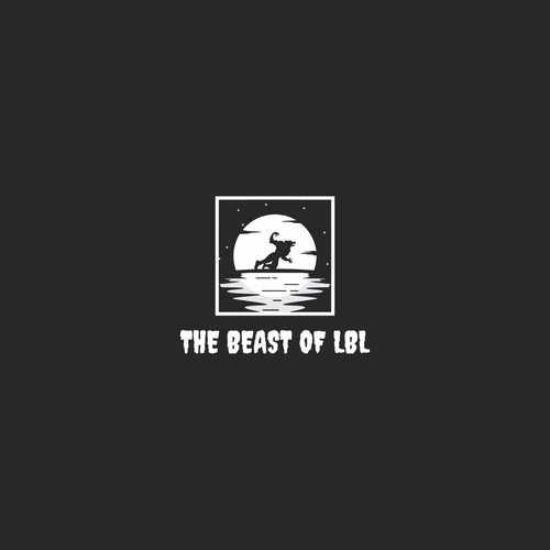 Create an exciting Beast of LBL shirt design..
