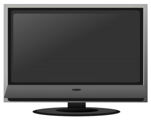 Lcd Tv Clip Art Download.