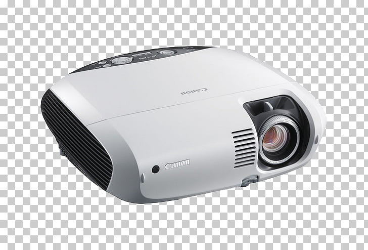 LCD projector Video projector Display resolution Canon.
