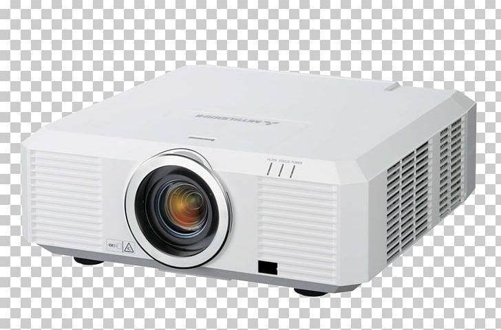 Mitsubishi Multimedia Projectors LCD Projector Wide XGA PNG.