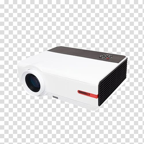 Video projector 1080p Home cinema LCD projector, Home.