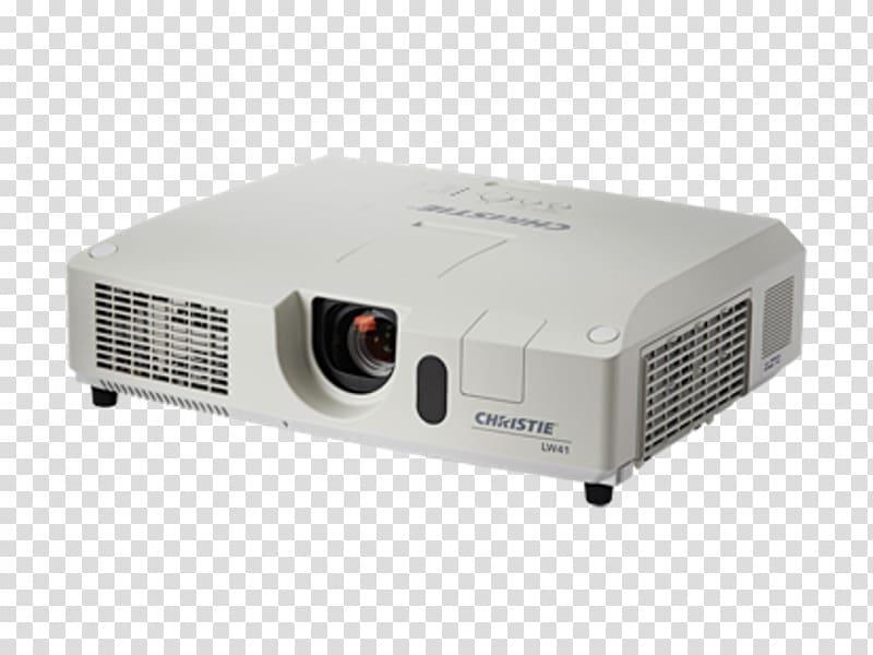 LCD projector Multimedia Projectors Christie LX41 3LCD.