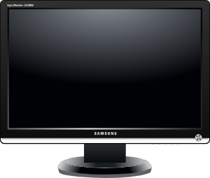 Samsung Lcd Clip Art at Clker.com.