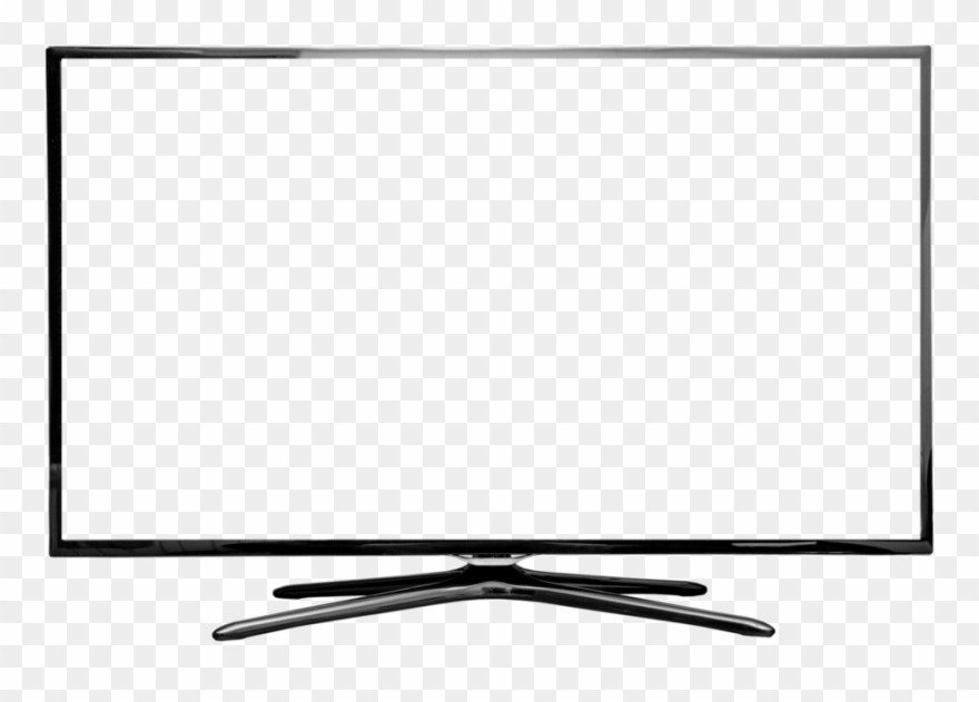 Download Tv Png Transparent Clipart Lcd Television.