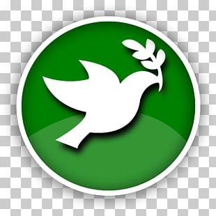 Columbidae Doves as symbols Peace Lutheran Church.