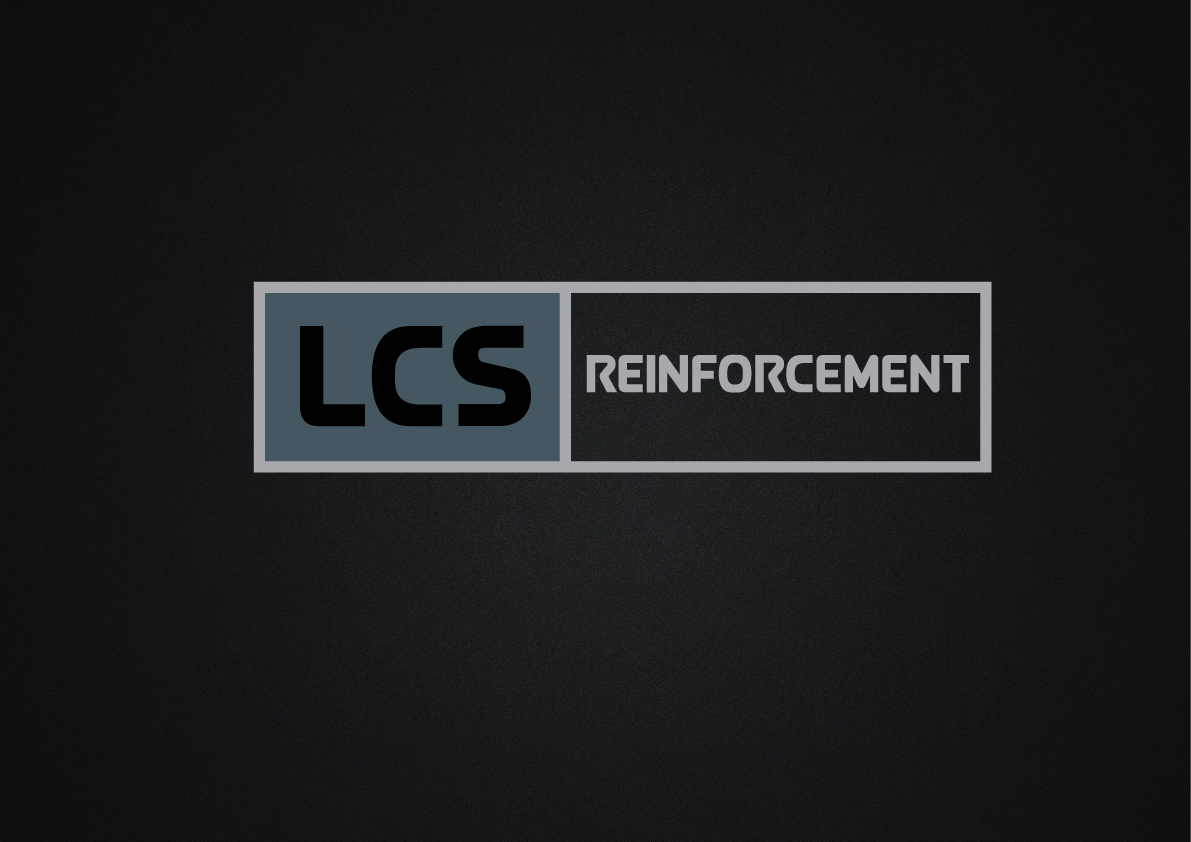 Elegant, Playful, Construction Company Logo Design for LCS.