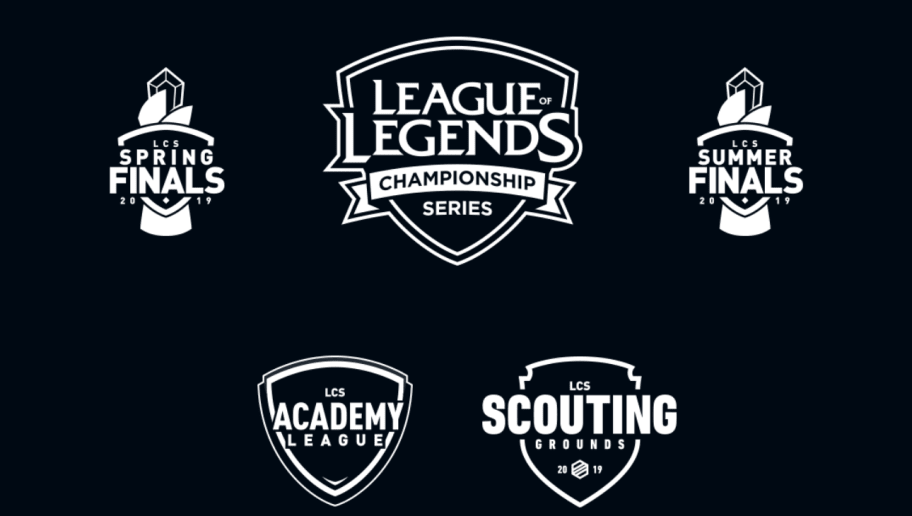 LCS Reveals Logos and Website for 2019 Season.